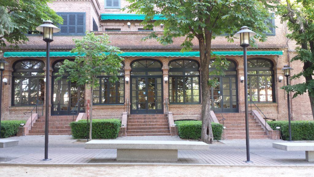 Residencia de estudiantes, Madrid.